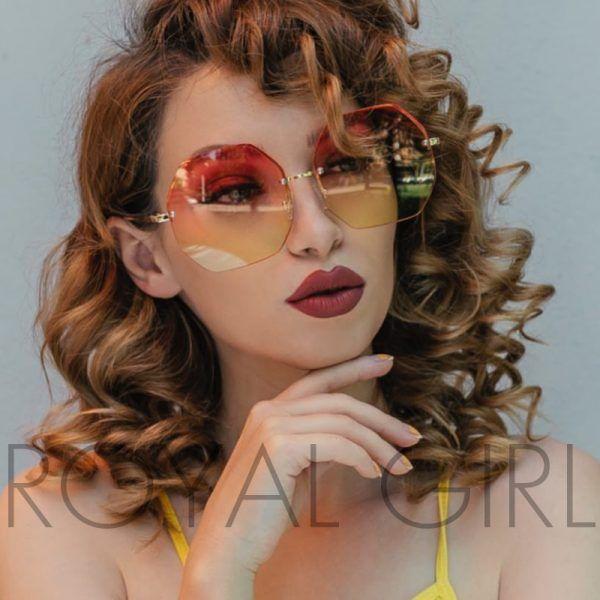 envío gratis 9a38b 1d23a Gafas de sol cuadradas para mujeres 2019